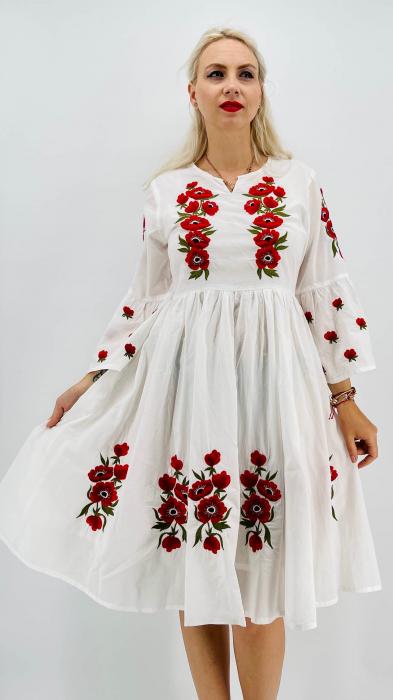 Rochie Traditionala Alma [3]