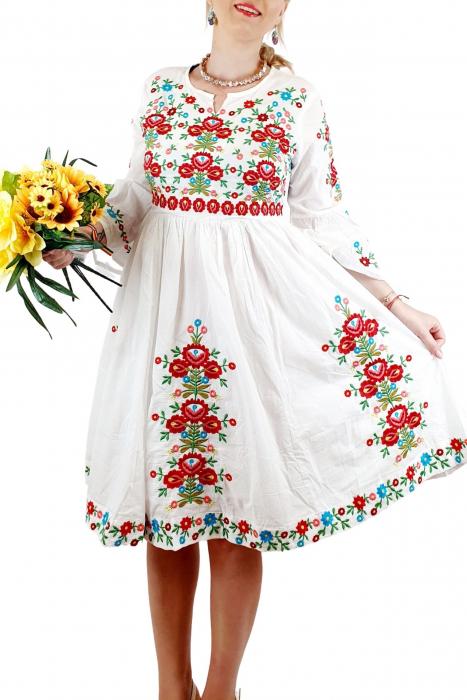 Rochie traditionala Anabela 12 0