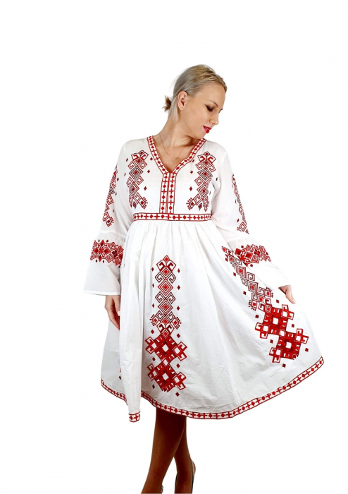 Rochie traditionala Anabela 19 [4]