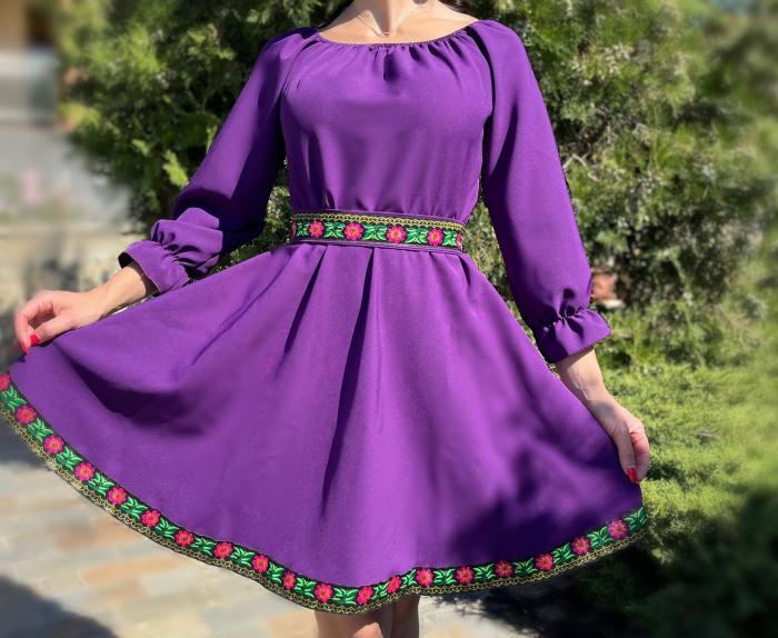 Rochie Traditionala Andreea [1]
