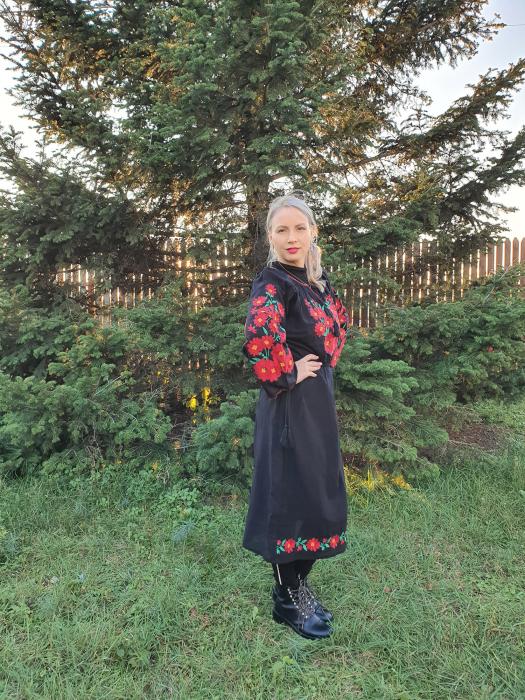 Rochie Traditionala Anne [4]
