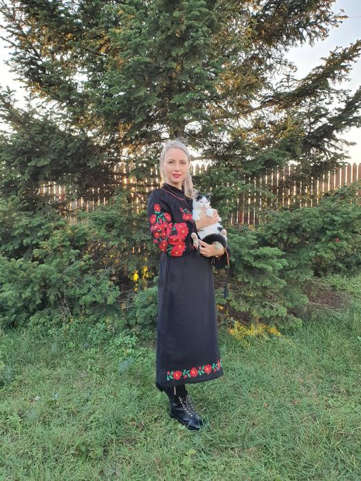 Rochie Traditionala Anne [6]