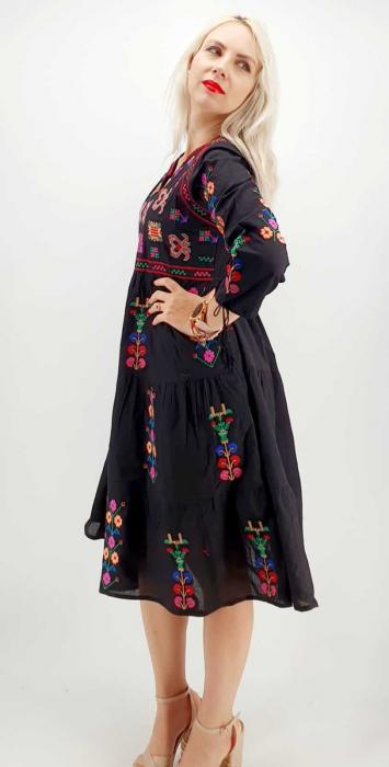 Rochie Traditionala Cristina 10 [1]
