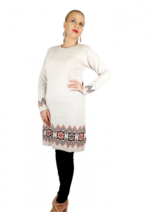 Rochie din tricot Adriana 5 [2]