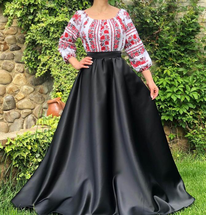Rochie Traditionala Elena 6 0