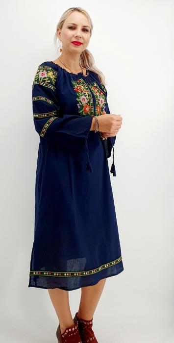 Rochie Traditionala Leila 8 [3]
