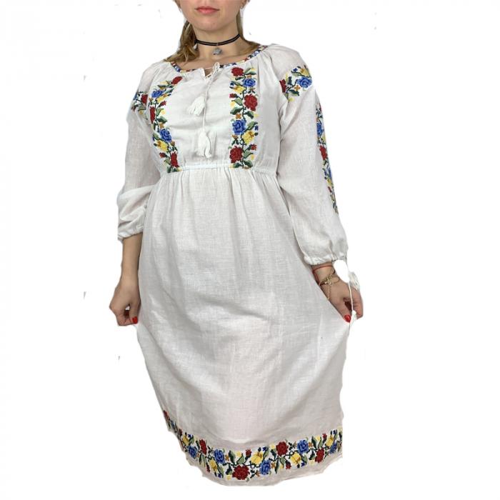 Rochie traditionala Magdalena 0