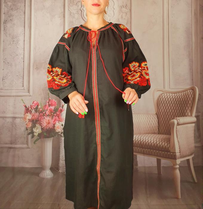 Rochie traditionala Margareta 3 [1]