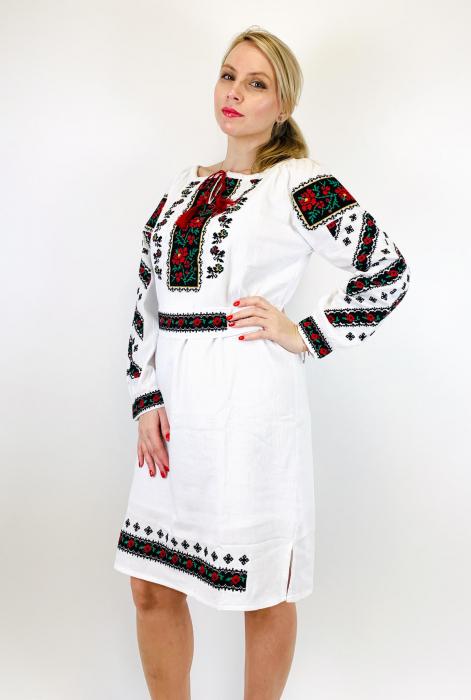Rochie Traditionala Pemota - tesuta razboi [4]