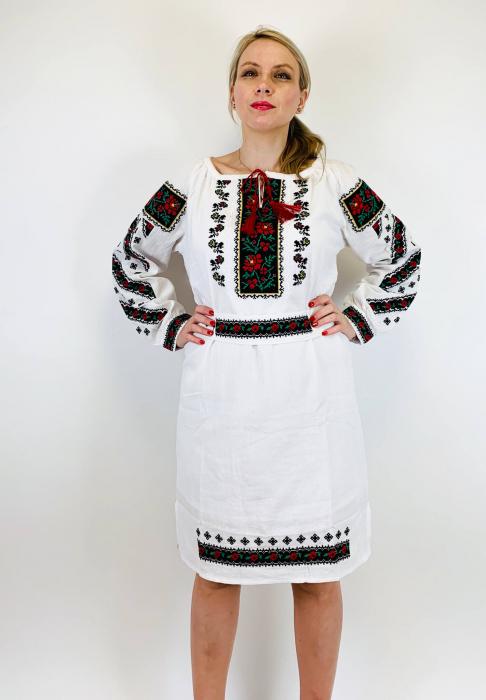 Rochie Traditionala Pemota - tesuta razboi [3]
