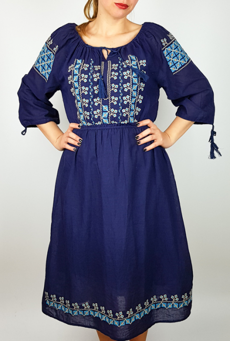 Rochie traditionala Tamara [0]
