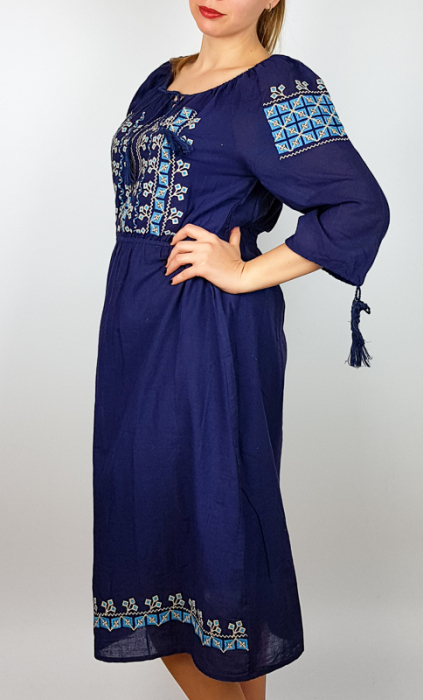 Rochie traditionala Tamara [1]