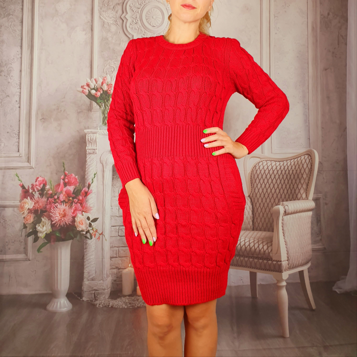 Rochie tricot - Eliza 3 [0]