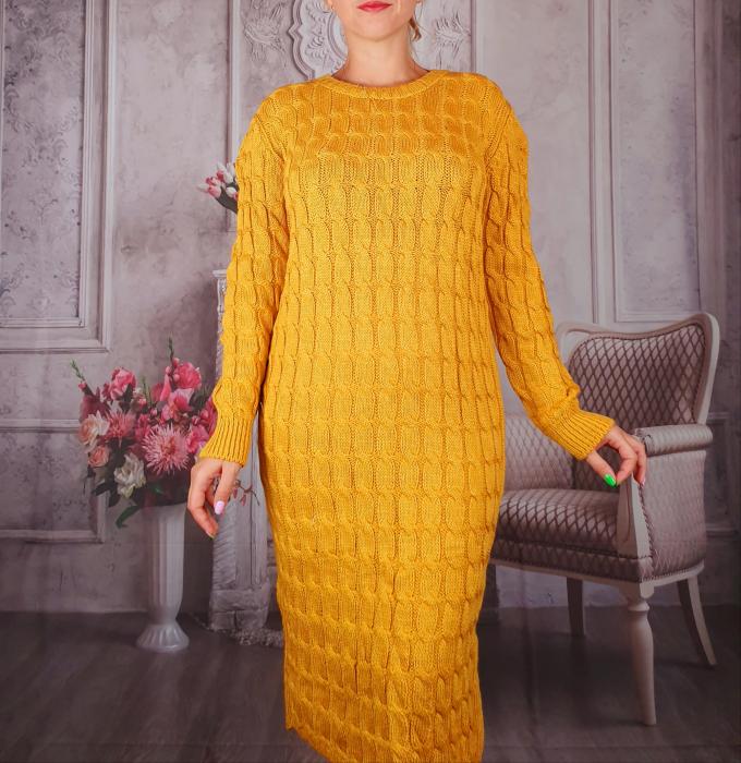 Rochie tricot - Iza 3 [0]