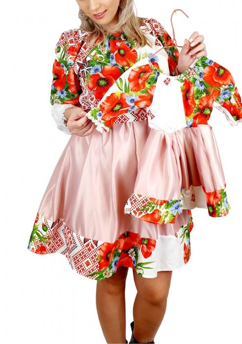Set rochii Mama si Fiica 45 0