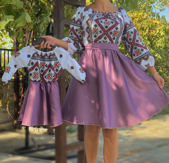 Set rochii Mama si Fiica 40 [0]