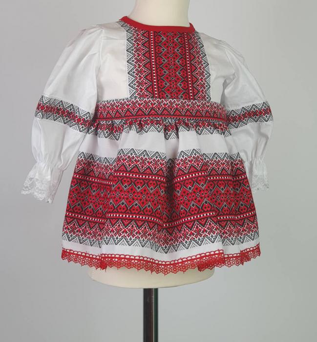 Rochita Traditionala Fetite Dora [1]