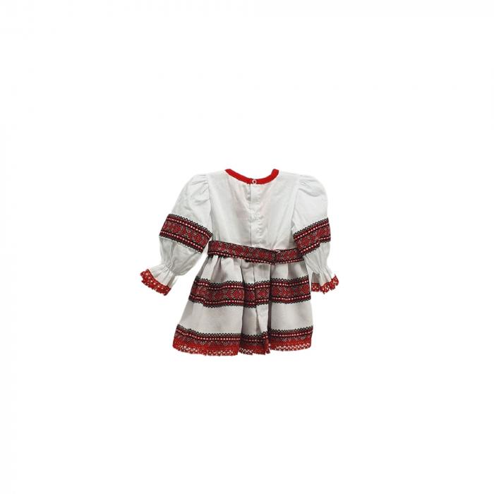 Rochita Traditionala Fetite Dora 6 [1]