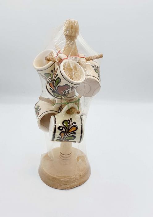 Set canute tuica/visinata ceramica de Corund 3 [0]