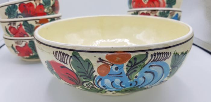 Set castroane traditional din ceramica de corund [0]