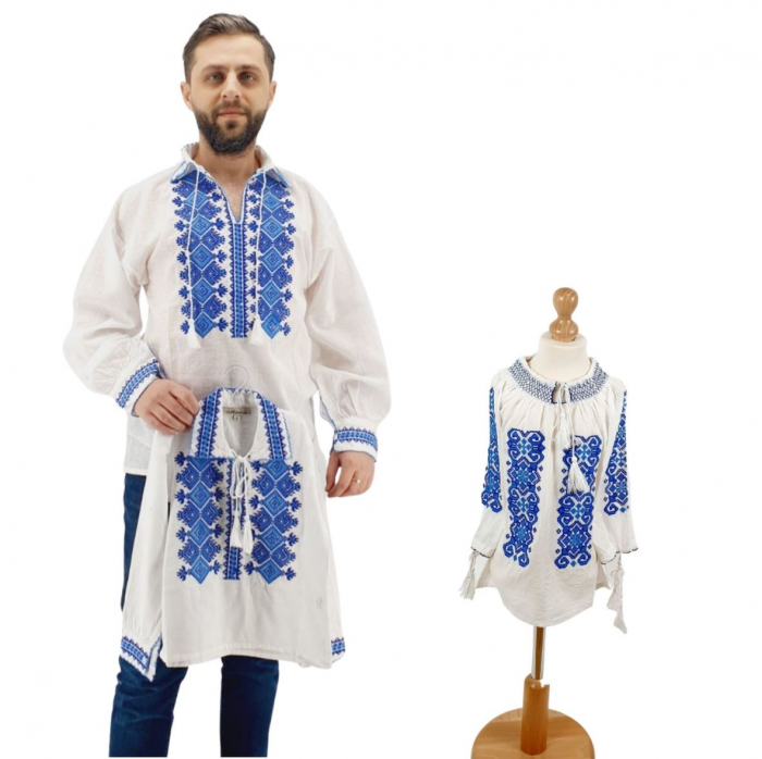 Set ii Traditionale Frati – Tiberiu [0]