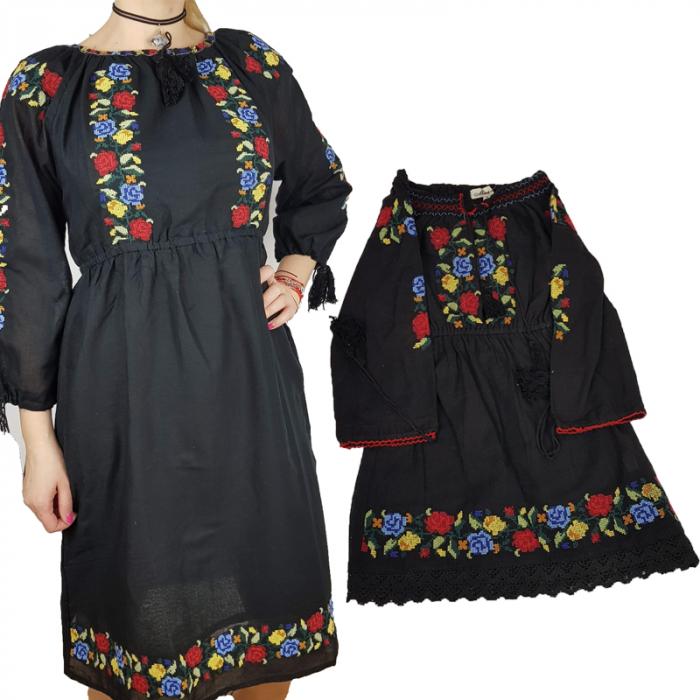 Set rochii traditionale Mama - Fiica Magdalena 3 [0]