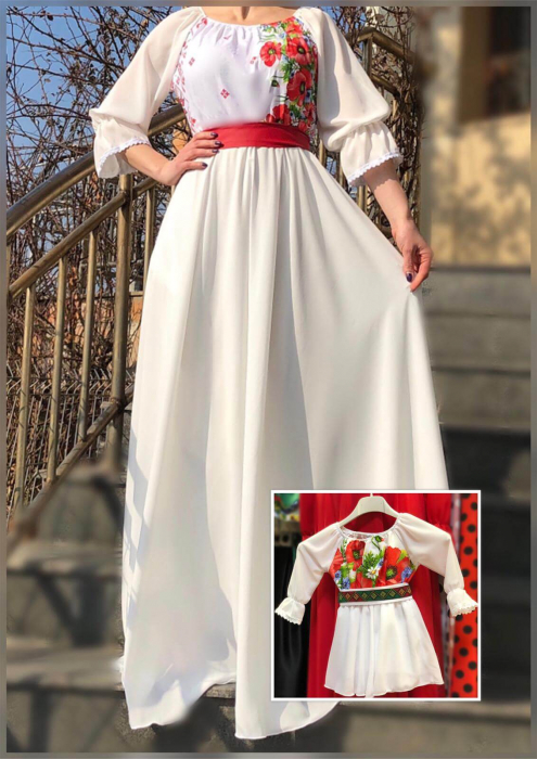Set rochii elegante stilizate traditional [0]