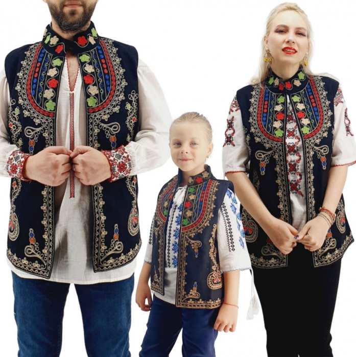 Set Traditional Familie / Veste traditionale [0]