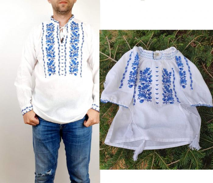 Set Traditional Tata - Fiica - Bradut [0]