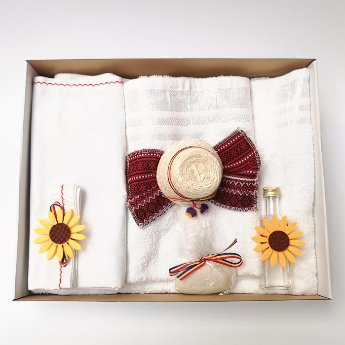 Trusou Botez – Motive Traditionale Floarea Soarelui 2 [1]