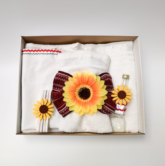 Trusou Botez - Motive Traditionale Floarea Soarelui [1]