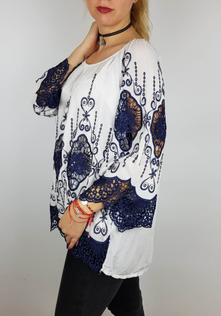 Bluza Cu Dantela Mihaela 35