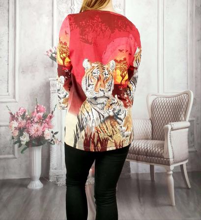 Bluza cu imprimeu- Flaviana 13 [1]