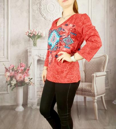 Bluza cu imprimeu- Flaviana 14 [1]