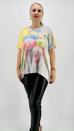 Bluza cu imprumeu Mia 5 [0]