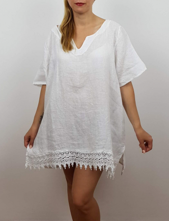 Bluza Dama din In - Minodora [0]