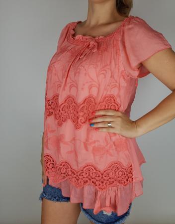 Bluza din matase - Coralia1