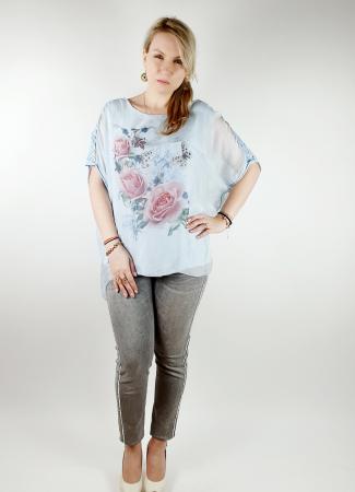 Bluza din matase - Rosalinda 2 [0]