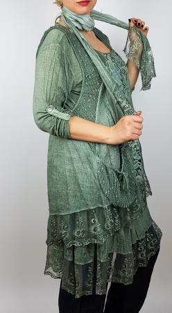 Bluza lunga Flori [2]