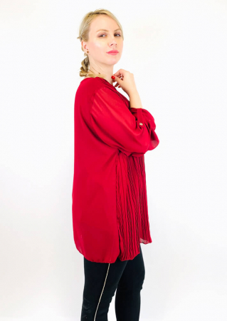 Bluza plisata Grena Camelia [2]