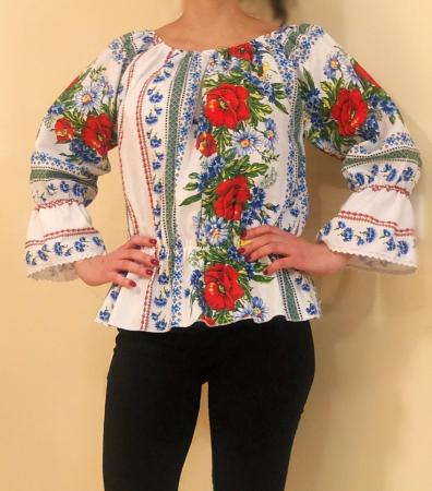 Bluza stilizata cu motive traditionale Daniela 2 [1]