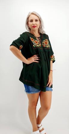 Bluza stilizata traditional Olivia 2 [2]