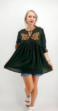 Bluza stilizata traditional Olivia 2 [3]