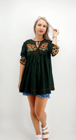 Bluza stilizata traditional Olivia 2 [1]