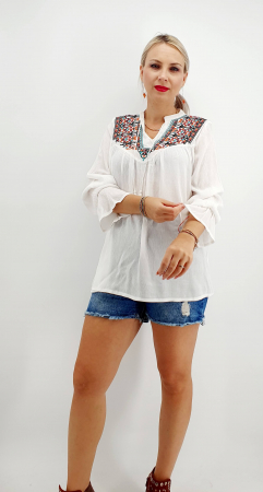 Bluza stilizata traditional Olivia 5 [0]
