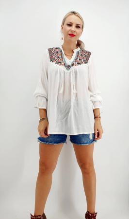 Bluza stilizata traditional Olivia 5 [5]