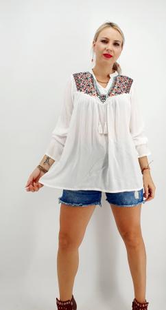 Bluza stilizata traditional Olivia 5 [2]