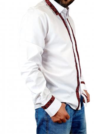 Camasa barbateasca cu motive traditionale - model I [2]