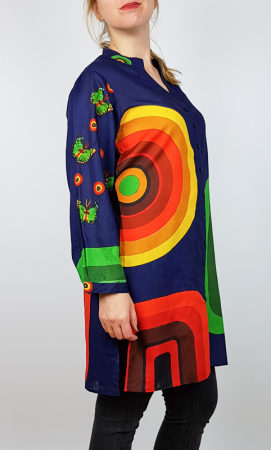 Camasa Lunga Multicolora 2 [3]