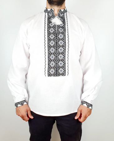 Camasa Traditionala cusuta manual Dinu [0]